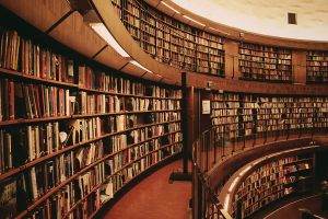 The Stockholm library