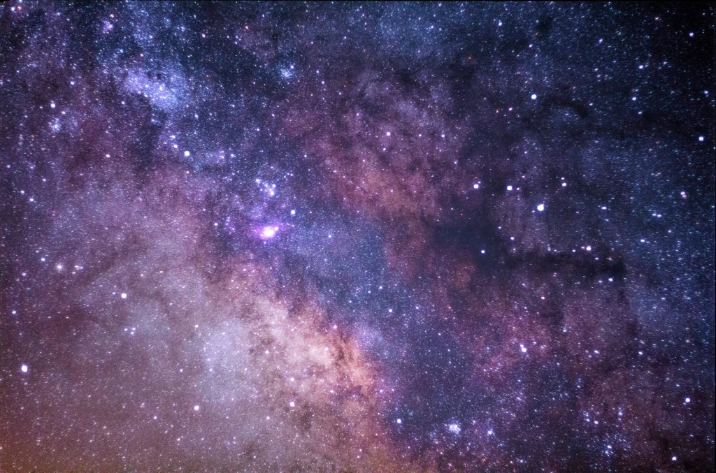 Photo of the Milky Way