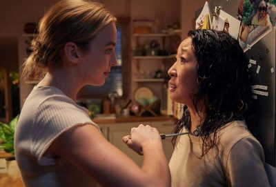 Killing Eve is a cat-and-mouse game