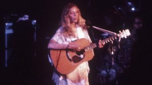 Song to a Seagull | The making of Joni Mitchell - Joni Mitchell - Court and Spark tour