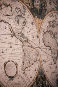 The Tale of the Unknown Island | Dreaming the impossible | Ancient map of the world