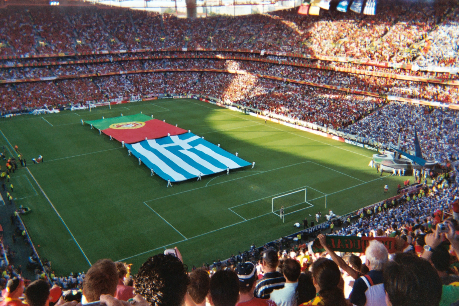 The Greek miracle at Euro 2004 | An imperfect story of identity - The Final