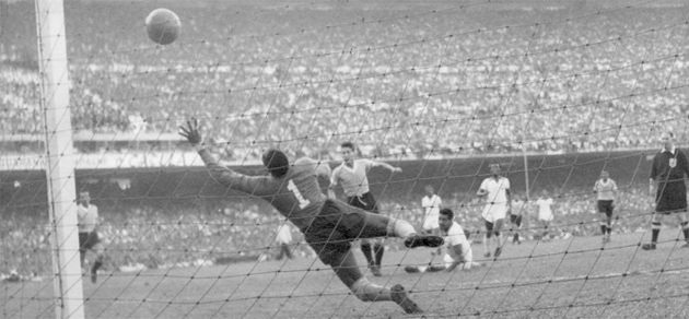 El Maracanazo   The most tragic after match ever - The game-winning goal