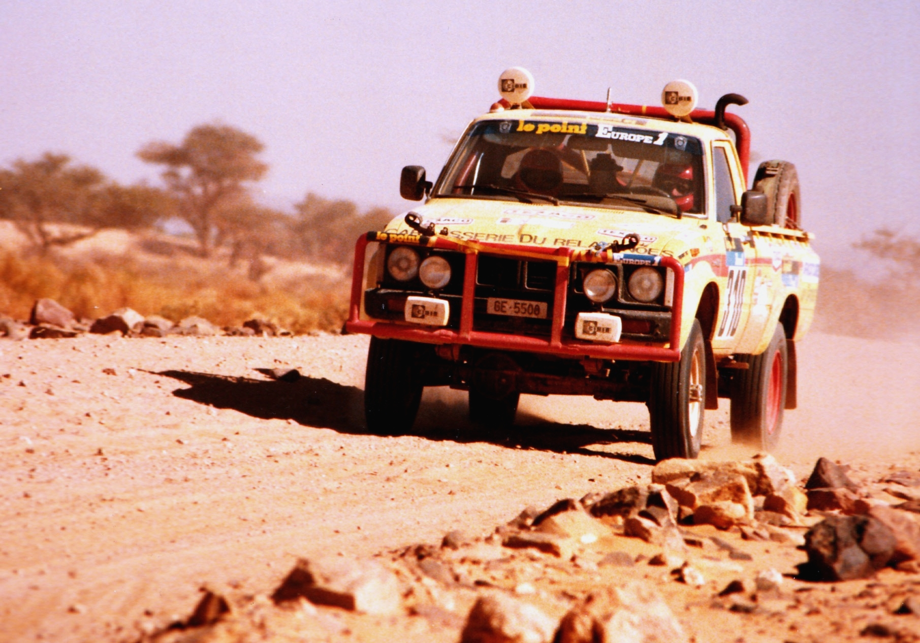 Paris-Dakar Rally | Mad Max with a happy ending - A moment of the 1982 race