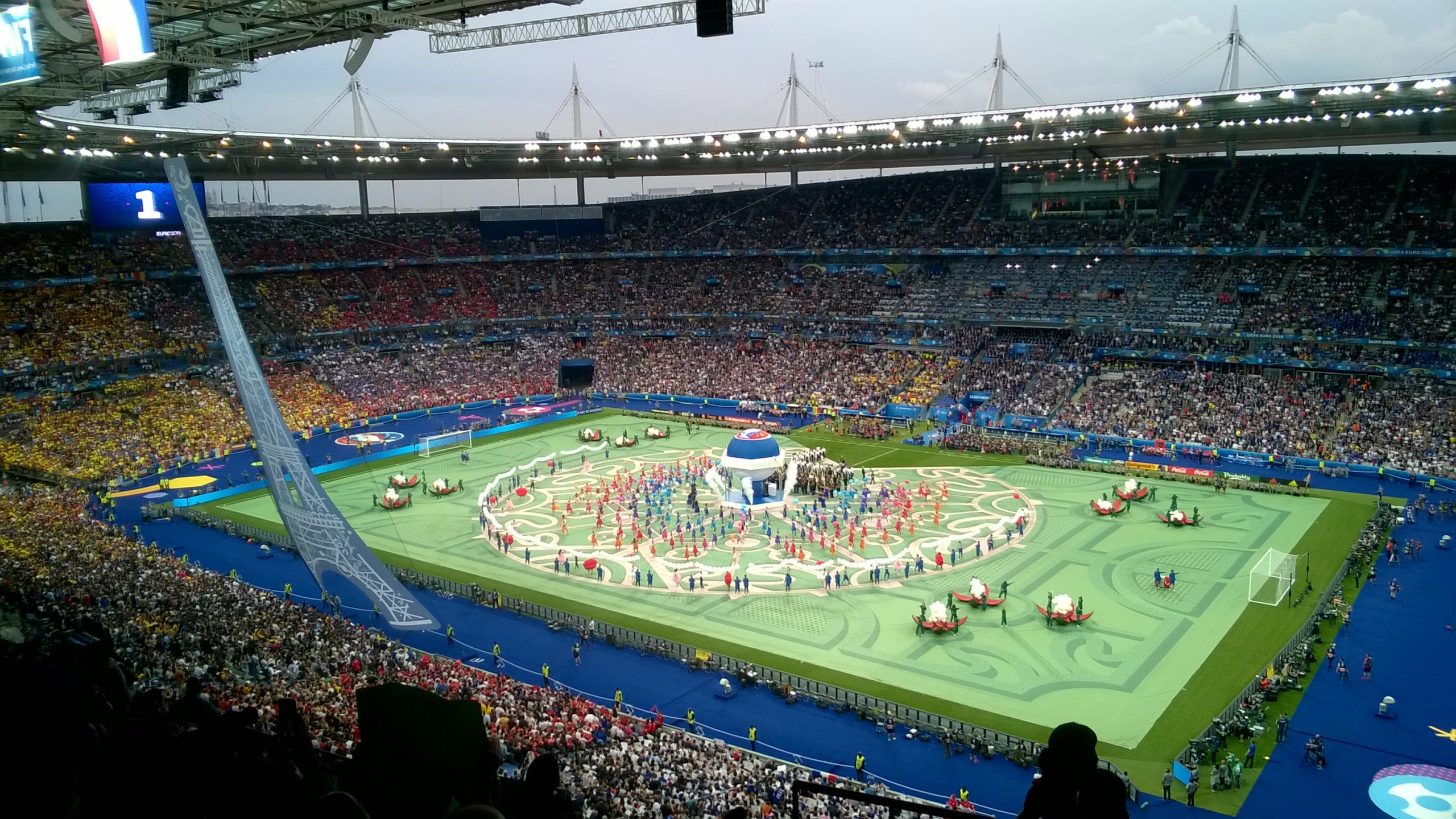Euro 2016 | Winning isn't always necessary to succeed - The Opening Ceremony