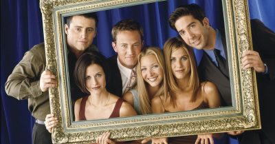 Friends | Suspension of disbelief at the Central Perk
