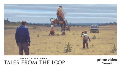 Tales from the Loop   A guide on how to accept Time