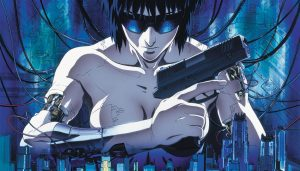 Ghost in the Shell Hybriditazion