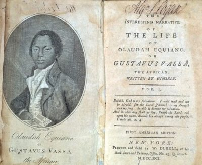 The Interesting Narrative of the Life of Equiano | The roots of racism